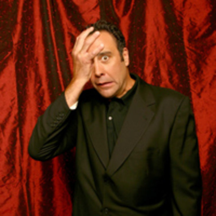 Brad Garrett @ Brad Garrett Comedy Club at MGM Grand Hotel and Casino - Las Vegas, NV