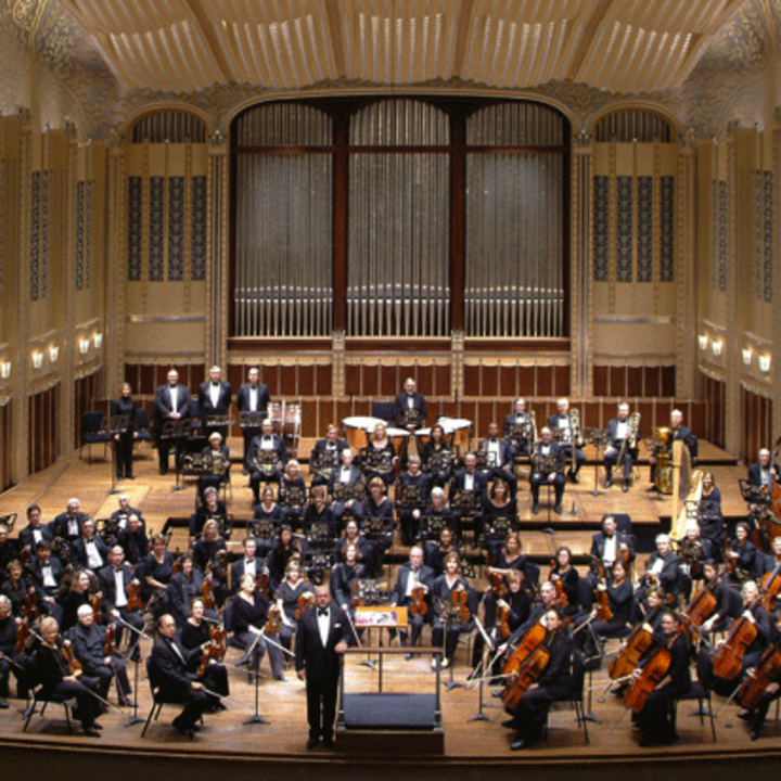 The Cleveland Orchestra @ Indiana University Auditorium - Bloomington, IN