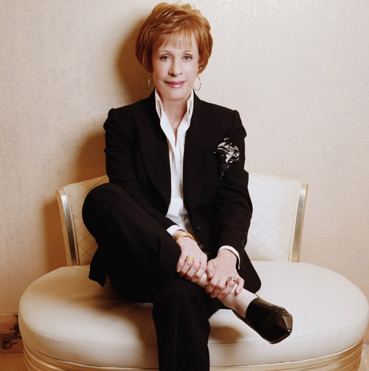 Carol Burnett @ Au-Rene Theater at the Broward Center - Ft Lauderdale, FL