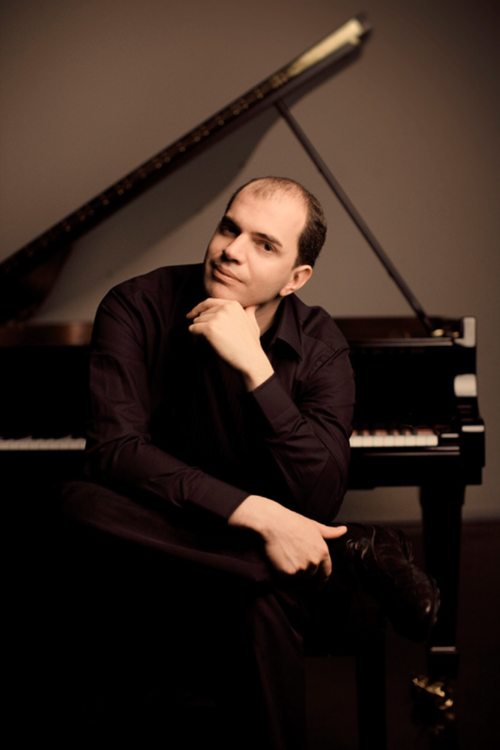 Kirill Gerstein @ New Jersey Performing Arts Center - Newark, NJ