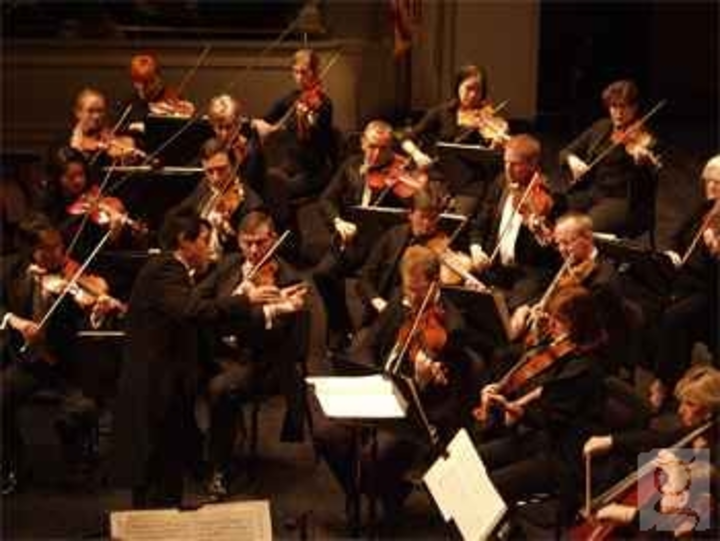 Fort Worth Symphony Orchestra @ Bass Performance Hall - Fort Worth, TX