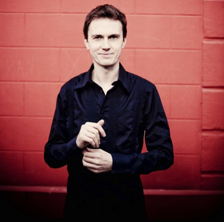 Alexandre Tharaud @ Ordway Center for the Performing Arts - Saint Paul, MN