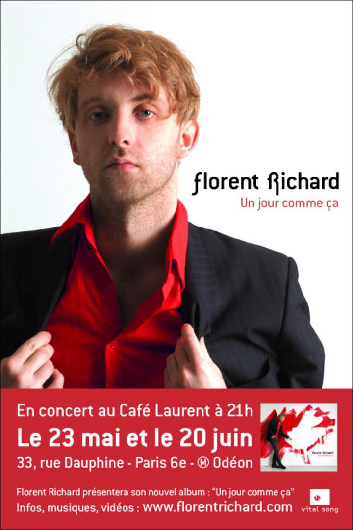 Florent Richard @ ESPACE CHRISTIAN DENTE - Paris, France