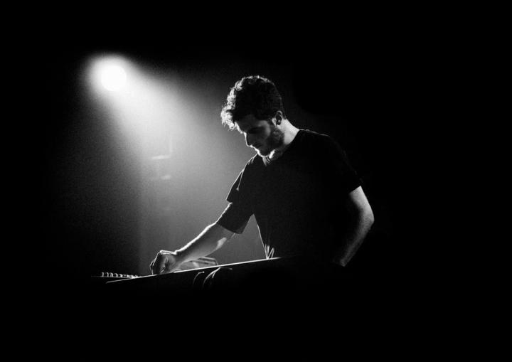 Nicolas Jaar @ Columbiahalle - Berlin, Germany