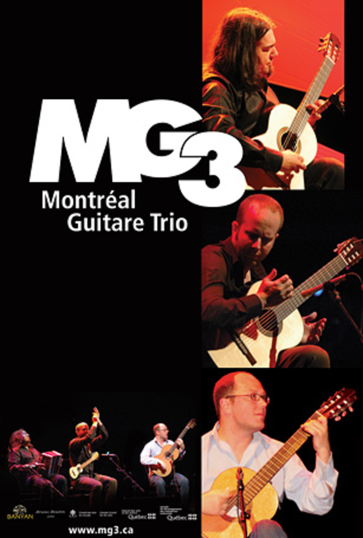 Montréal Guitare Trio @ Granada Theater - Dallas, TX