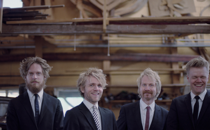 Danish String Quartet Tour Dates