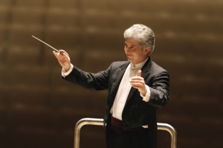 Peter Oundjian @ Au-Rene Theater at the Broward Center - Ft Lauderdale, FL