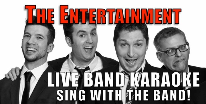 The Entertainment - Live Band Karaoke Tour Dates