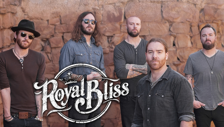Royal Bliss @ The Amphitheater at Studio/Ranch - Grantsville, UT