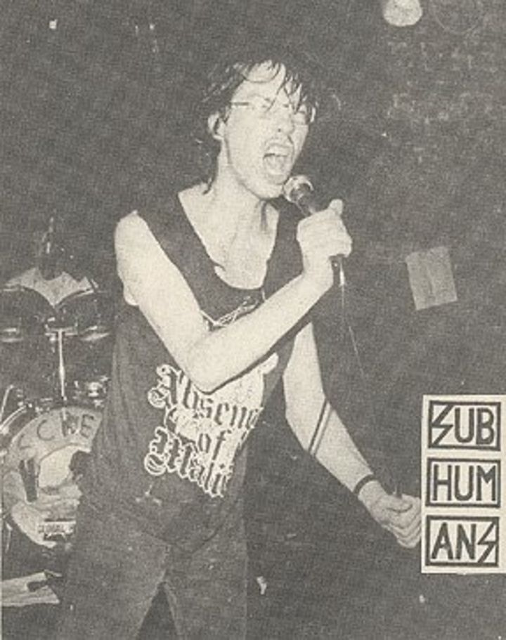 Subhumans Tour Dates