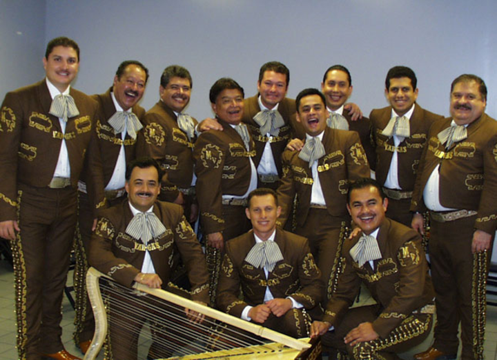 Mariachi Vargas de Tecalitlán @ City National Grove Of Anaheim - Anaheim, CA