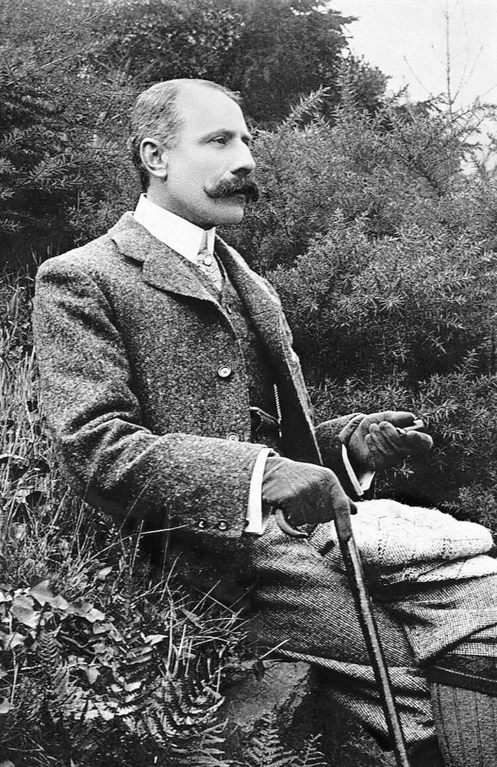 Sir Edward Elgar @ Tobin Center - San Antonio, TX