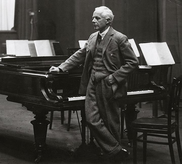 Béla Bartók @ L'Auditori - Barcelona, Spain