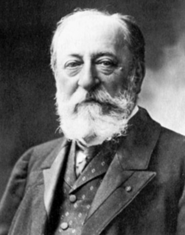 Camille Saint-Saëns @ AUDITORIUM - Lyon, France