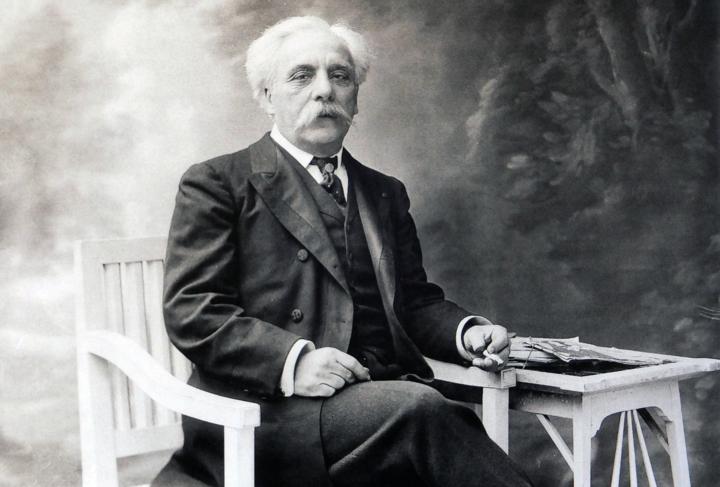 Gabriel Fauré Tour Dates