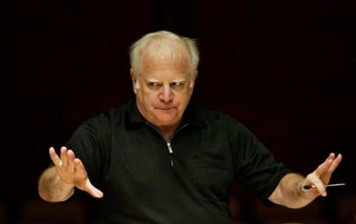 Leonard Slatkin @ Philharmonie de Paris - Paris, France