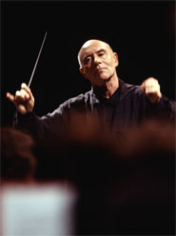 Christoph Eschenbach @ Royce Hall - Los Angeles, CA