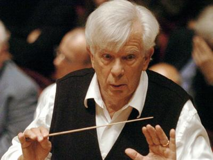 Christoph Von Dohnanyi @ Philharmonie de Paris - Paris, France