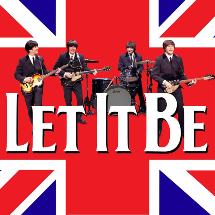Let It Be Tour Dates