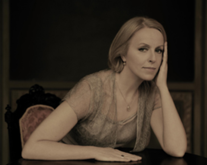 Anne Sofie von Otter @ THEATRE DES CHAMPS-ELYSEES - Paris, France