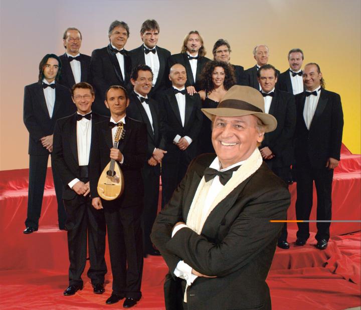 Renzo Arbore e L'Orchestra Italiana @ Teatro delle Muse - Ancona, Italy