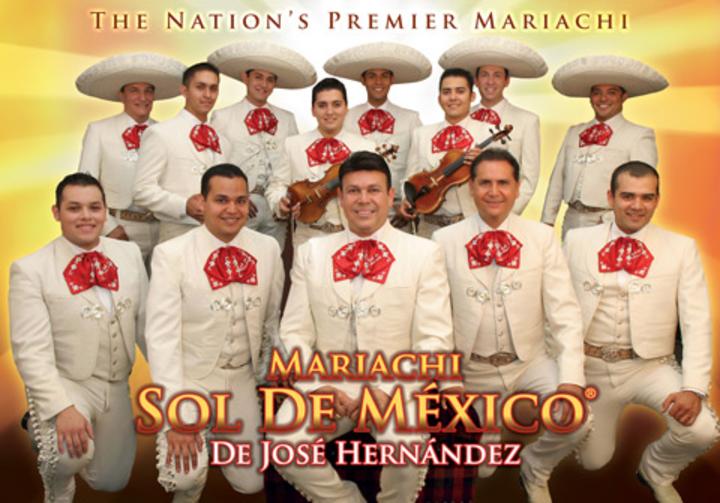 Mariachi Sol de Mexico de Jose Hernandez Tour Dates
