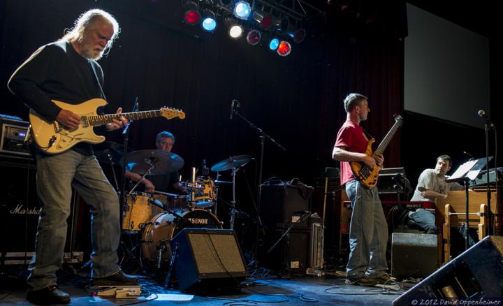 Jimmy Herring Band @ The Warfield - San Francisco, CA