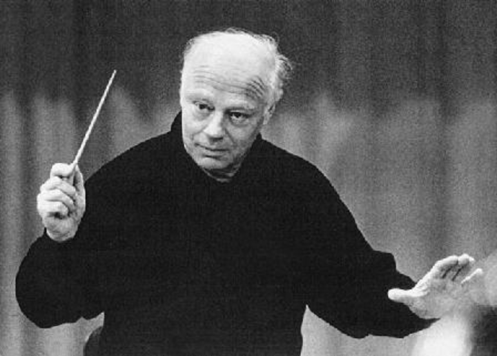 Bernard Haitink Tour Dates