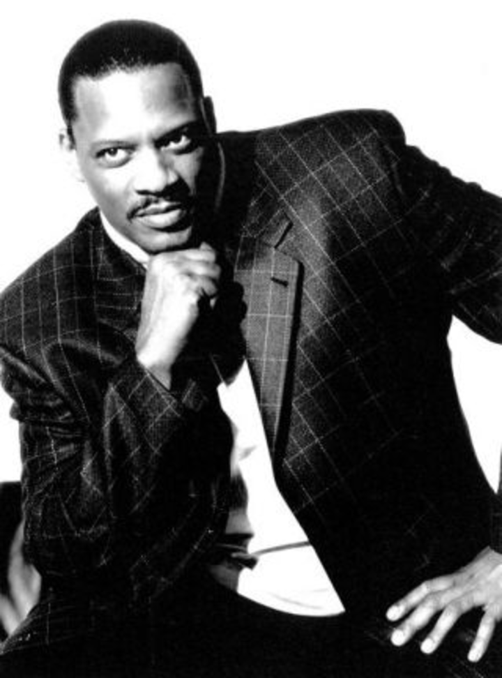 Alexander O'Neal @ William Aston Hall - Wrexham, United Kingdom