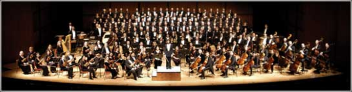 Virginia Symphony Orchestra @ Chyrsler Hall - Norfolk, VA