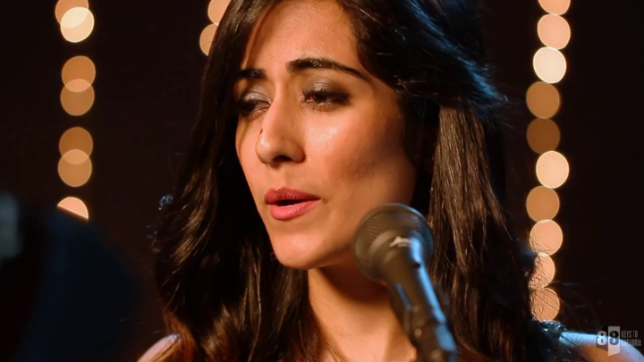 Jonita Gandhi @ SSE Arena, Wembley - London, United Kingdom
