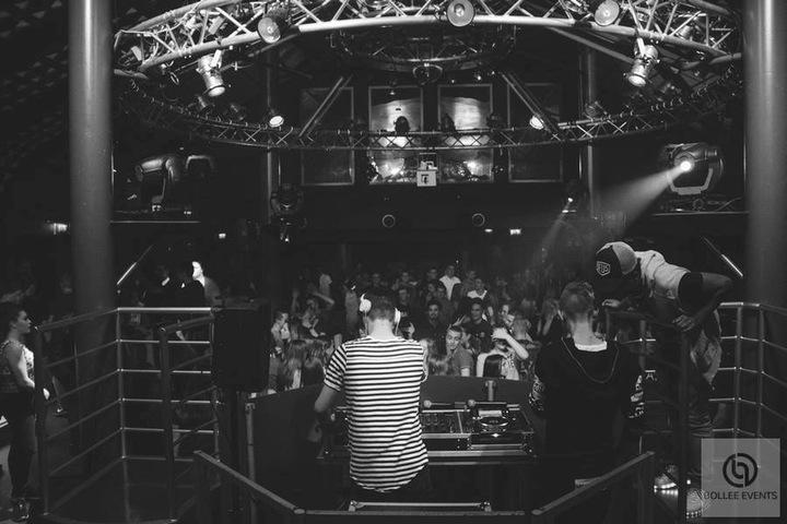 DJ Mike Gerritsen @ Nieuwjaarsduik - Borculo, Netherlands