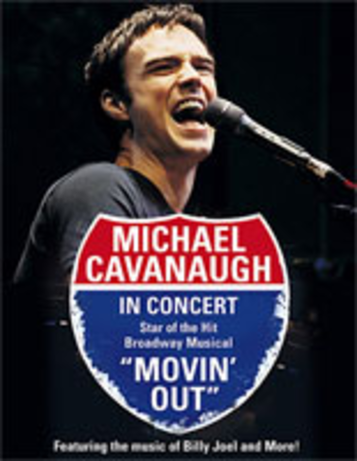 Michael Cavanaugh Tour Dates