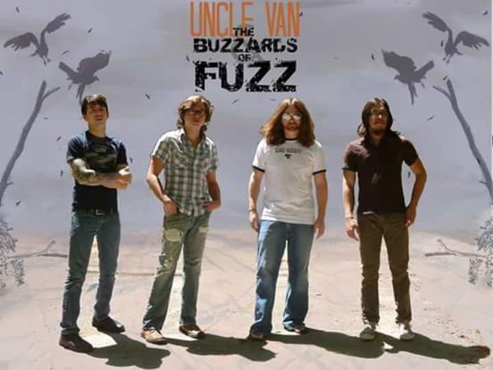 Uncle Van & The Buzzards of Fuzz Tour Dates