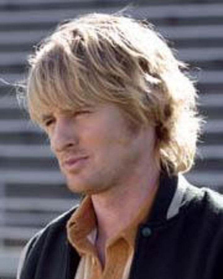 Owen Wilson Tour Dates