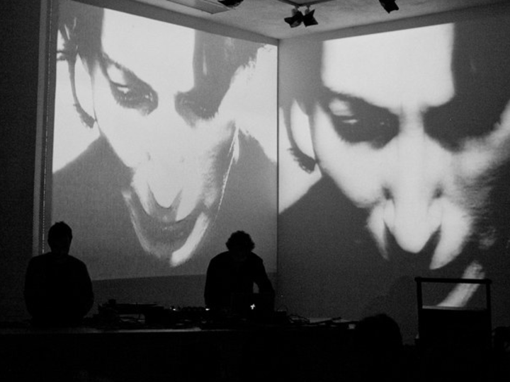 Demdike Stare @ Victoria Warehouse - Manchester, United Kingdom