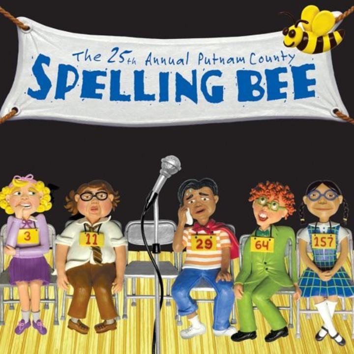 the 25th Annual Putnam County Spelling Bee Tour Dates