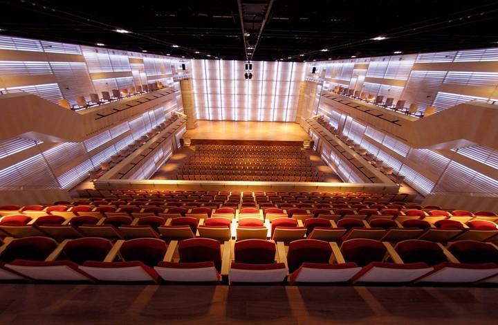The Delta Piano Trio @ Muziekgebouw aan 't IJ - Amsterdam, Netherlands