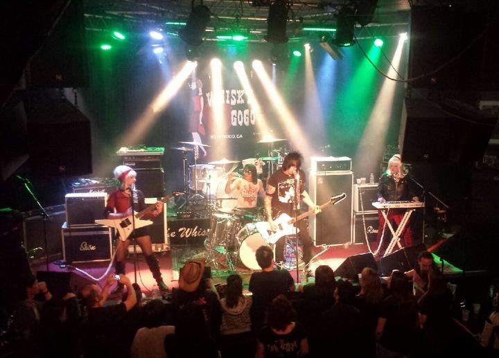 The Röxy Suicide Tour Dates