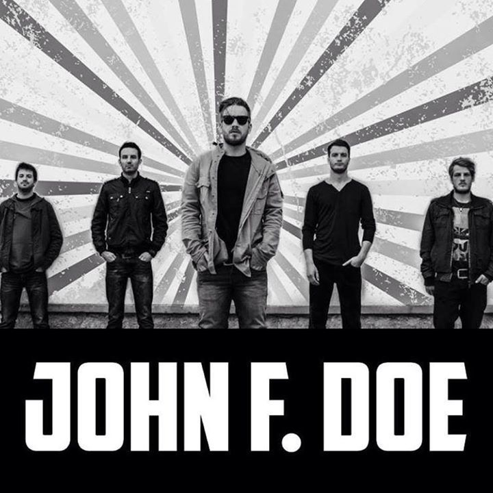 John F. Doe Tour Dates