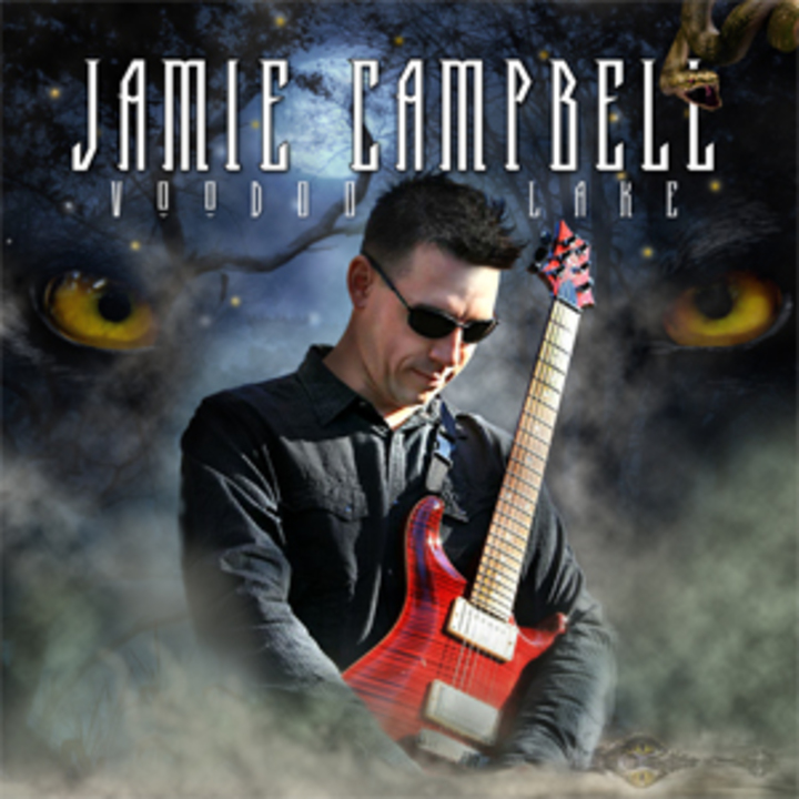 Jamie Campbell Music Tour Dates