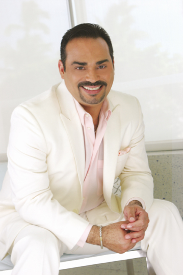 Gilberto Santa Rosa @ Au-Rene Theater at the Broward Center - Ft Lauderdale, FL