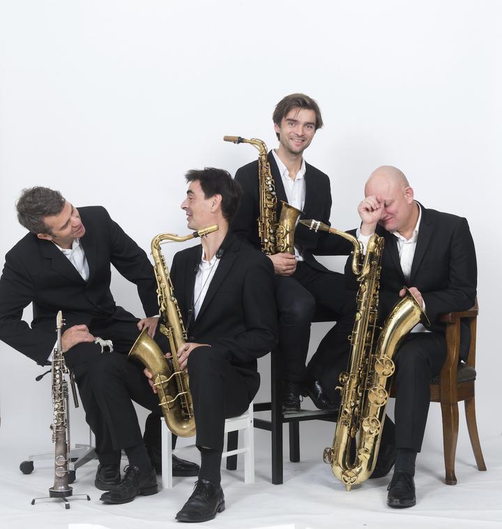 Kristoffers musik og billeder @ Paradise jazz på Huset - Copenhagen, Denmark