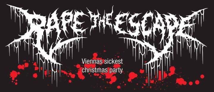ATOMGOTT @ Escape Metal Corner - Wien, Austria