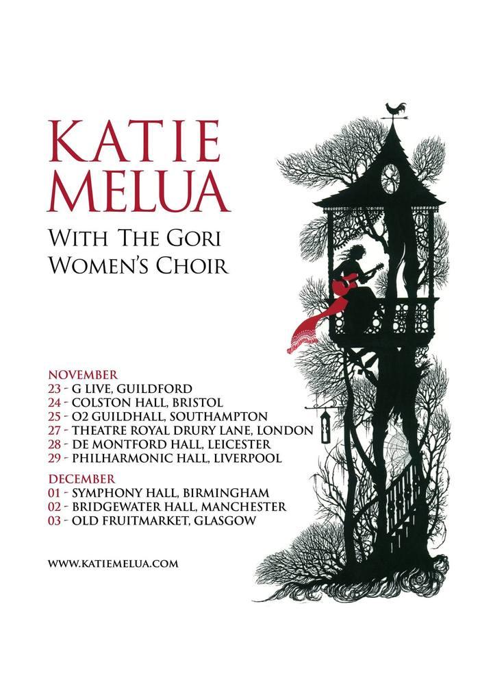 Katie Melua @ De Montfort Hall - Leicester, United Kingdom