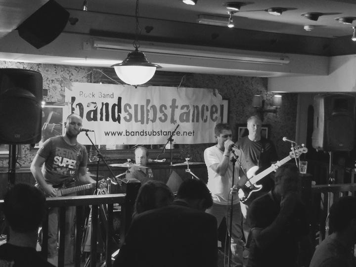BandSubstance @ O'neill's - Northampton, United Kingdom