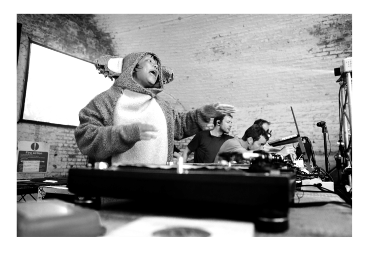 Kid Koala Tour Dates