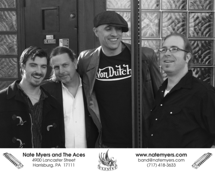 Nate Myers & the Aces Tour Dates