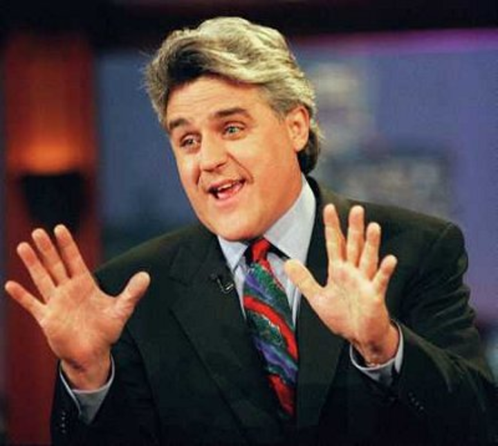 Jay Leno @ Count Basie Theatre - Red Bank, NJ