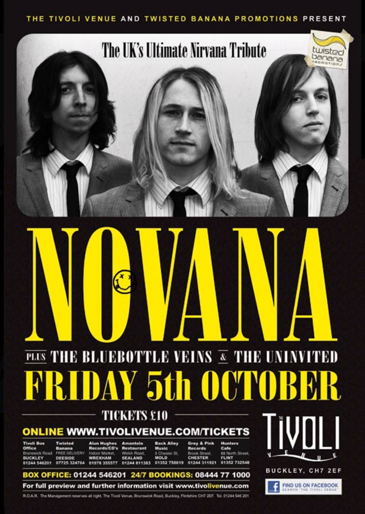 Novana @ The Zephyr Lounge - Leamington Spa, United Kingdom